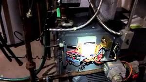 Honeywell Aquastat Control