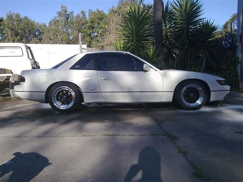 Models within this chassis are sold in other markets by nissan under different names 200sx and north american 240sx in the s13 and s14 generations, and 180sx in the japanese market), the name silvia is interchangeable with the chassis codes. 1990 Nissan Silvia S13 Qs - BoostCruising