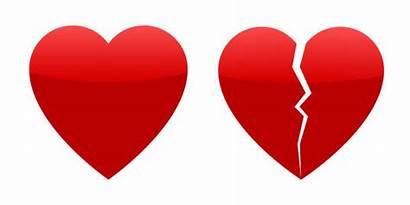 Broken Heart Vector Hearts Clip Whole Illustrations
