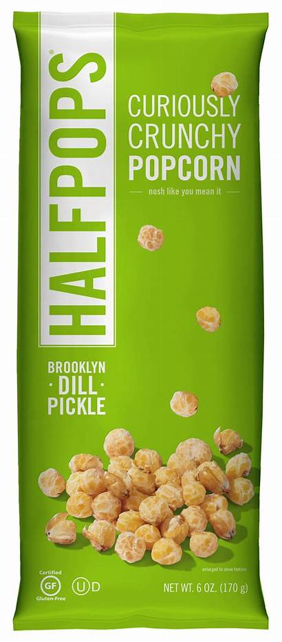 Popcorn Dill Pickle Flavored Brooklyn Ounce Case