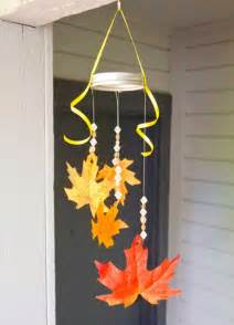Easy Fall Arts and Crafts