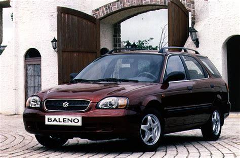 suzuki baleno wagon  glx automatic    hp