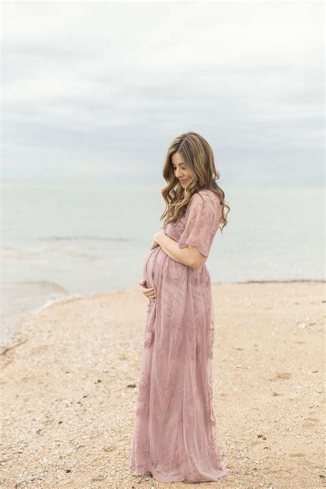 Special Occasion Maternity Dresses - Lauren McBride