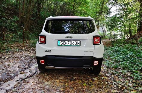 Jeep Renegade 2.0 Multijet 4×4 Limited