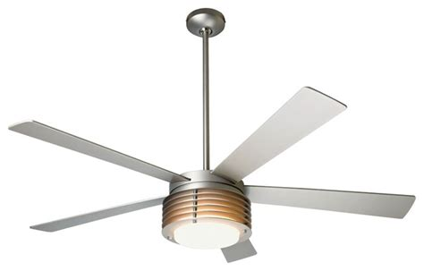 52 quot modern fan company pharos ceiling fan contemporary