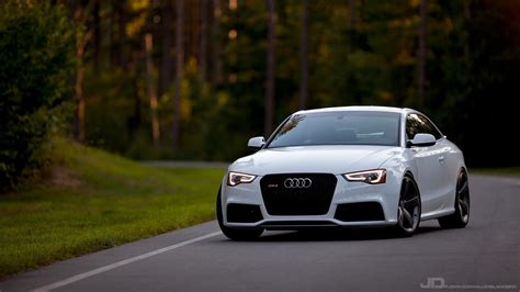 Audi Rs5 Backgrounds by Audi Rs5 White Hd Wallpaper Background Images