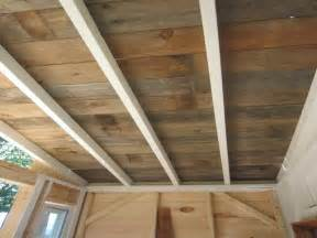 Best Choice For Basement Flooring by Ideas Wood Ceiling Planks For Rustic Home Design Plank