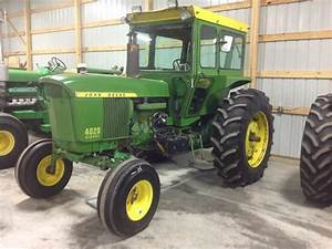 1972 John Deere 4020 Diesel Powershift Tractor For Sale