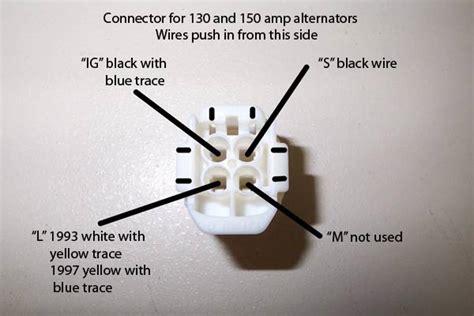 Alternator Connector Ihmud Forum