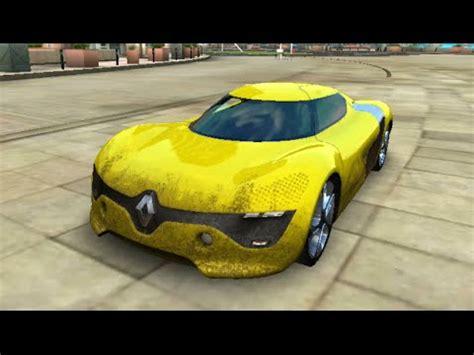 renault dezir asphalt 8 asphalt 8 renault dezir 1262 barcelona 1 14 08x youtube