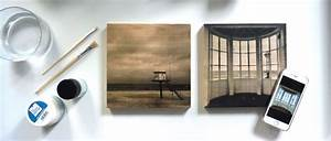 Foto Auf Holz : bilder auf holz so kommen fotos vom meer ganz gro raus ~ Watch28wear.com Haus und Dekorationen