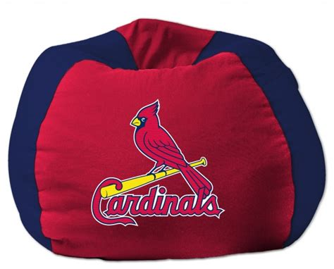 st louis cardinals mlb 102 quot bean bag
