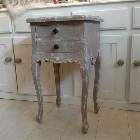 shabby chic bedside table pinki shabby chic furniture commissions lymington 5138