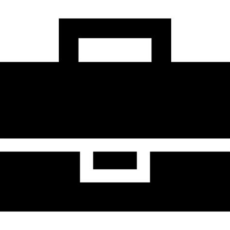 black briefcase icon black briefcase free tools and utensils icons