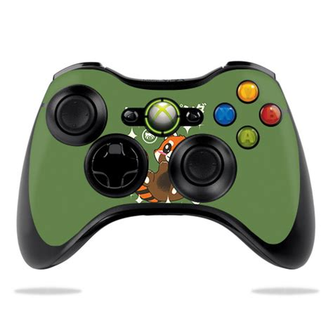 Skin Decal Wrap For Microsoft Xbox 360 Controller Sticker