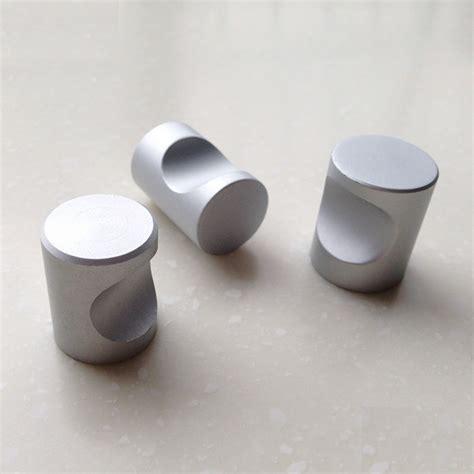 dia 18mm aluminium alloy cabinet knobs modern furniture
