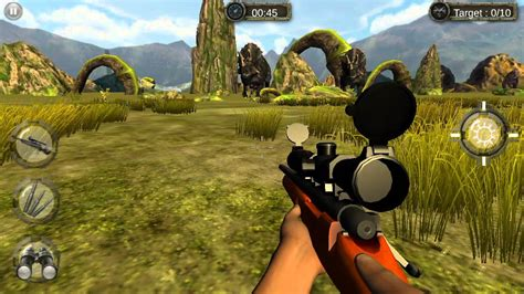 Jurassic Hunt 3d Full Free Android Game Apk Download
