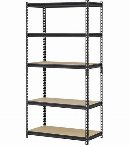 Shelf Shelves Rivet Shelving Steel Hart Lock
