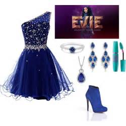 pear drop earrings descendants evie polyvore