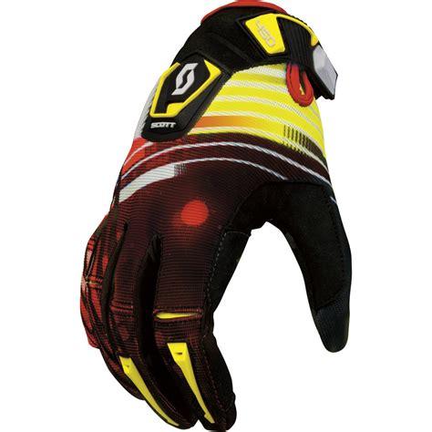 scott motocross gear 2013 scott 450 tangent glove 2013 scott sports gear
