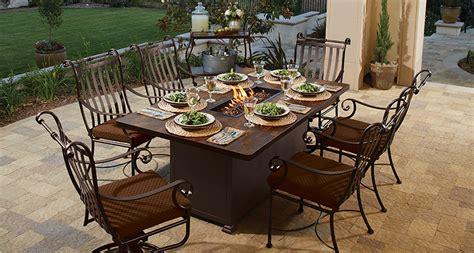 patio sets wrought iron labadies patio furniture