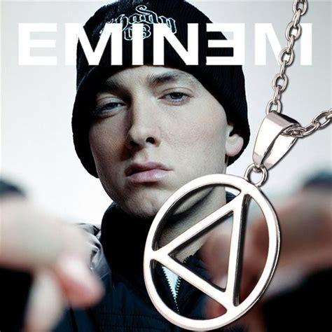 Eminem Illuminati Necklace by Popular Eminem Necklace Buy Cheap Eminem Necklace Lots