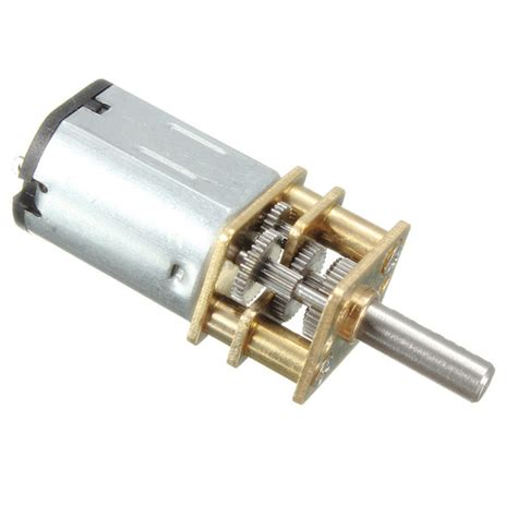Gear Motor by N20 Dc12v 300rpm Mini Metal Gear Motor Electric Gear Box