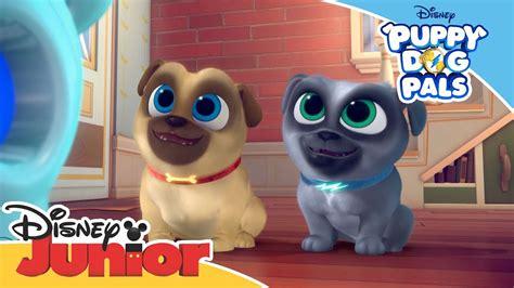 puppy dog pals adventure promo youtube