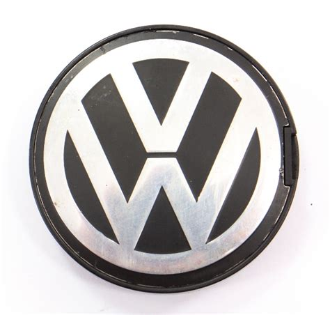 wheel center cap mm   vw jetta golf gti mk genuine