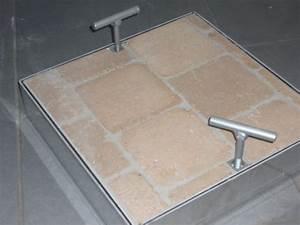 Couvercle De Regard En Fonte : couvercle de regard en aluminium contact erimec manutention ~ Nature-et-papiers.com Idées de Décoration