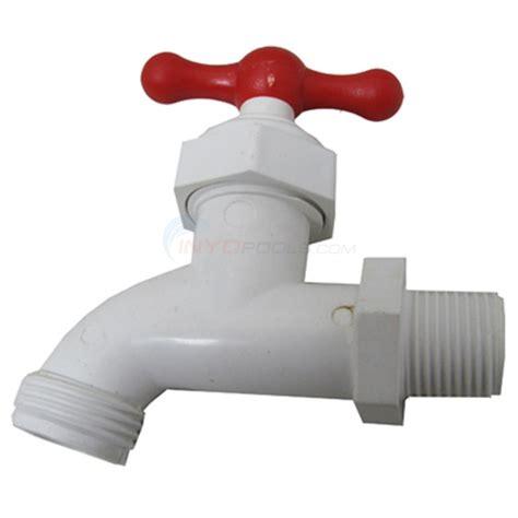 magic plastics hose bibb 1 2 quot pvc 0203 05 inyopools com
