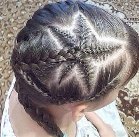 starfish braid     girlies   wearing