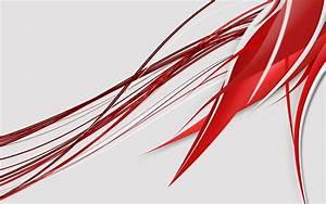 fond d'écran rouge HD
