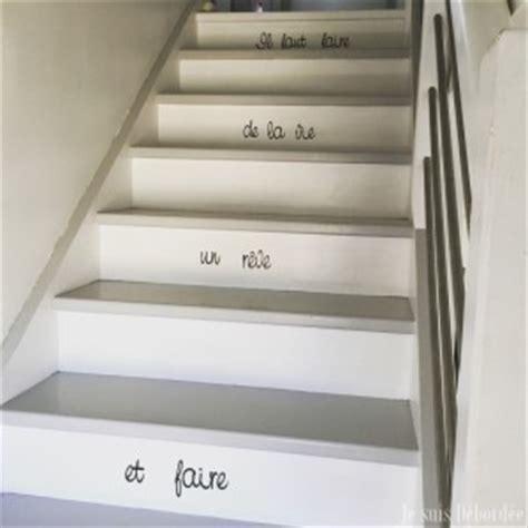comment habiller des marches d escalier comment d 233 corer des escaliers avec des stickers je suis d 233 bord 233 e