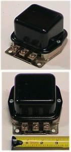 Ford Late 8n 6v Six Volt Voltage Regulator For Tractor