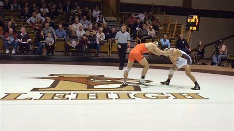 Lehigh's Darian Cruz Beats Virginia Tech's Joey Dance