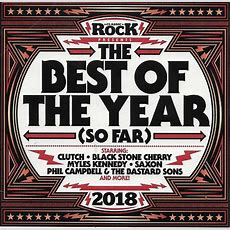 Classic Rock Presents  The Best Of The Year (so Far) (cd
