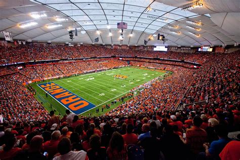 Options for Carrier Dome Renovations Being Considered ...