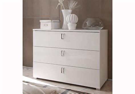 Kommode Lidia Anrichte Sideboard Schlafzimmer Weiß