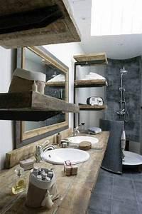 40 Rustic Bathroom Designs Ideen Pinterest Baos