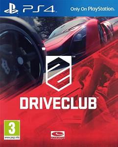Driveclub Ps4 Games PS4 Gaming Virgin Megastore