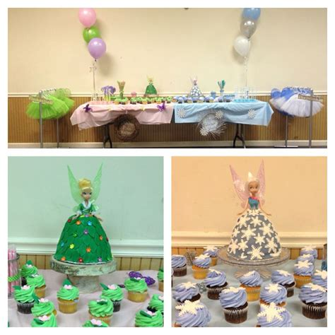 foto de 24 best images about Tinker bell/periwinkle party on