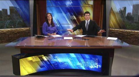 Fox 31 Denver Rolls Out New Set