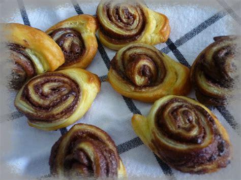 escarcots feuillet 233 s au nutella la cuisine de framboisine