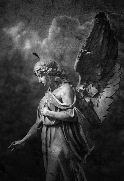 Angel Photograph by Marc Huebner