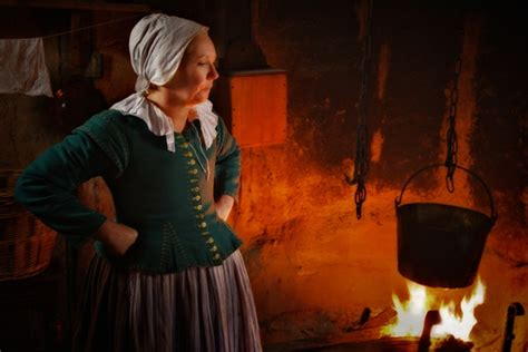Did Pilgrims Really Wear Wool?