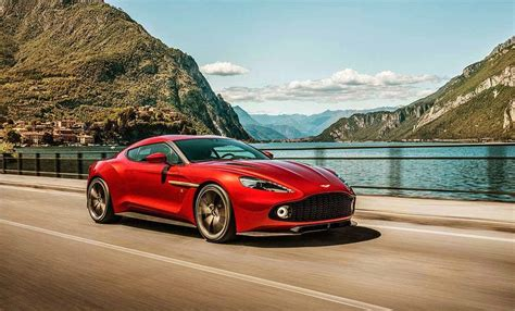 Aston Martin Vanquish 2019 by 2019 Aston Martin Vanquish Concept Price Release Date