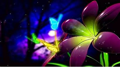 Butterfly Animated Desktop Wallpapers Backgrounds Animation Fantasy