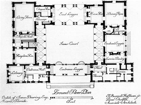 Mediterranean House Plans Spanish House Plans With