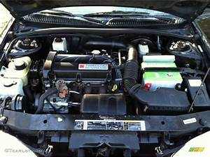 2001 Saturn S Series Sc2 Coupe Engine Photos